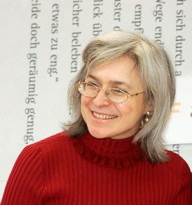 Questa è Anna! (Анна Политковская) – 06 ottobre 2015.